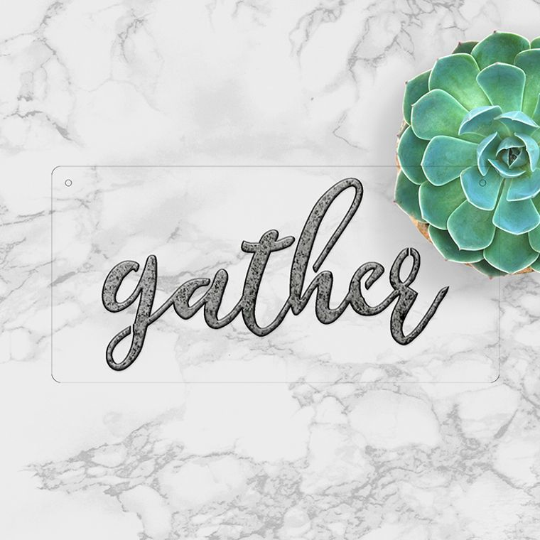 gather - word