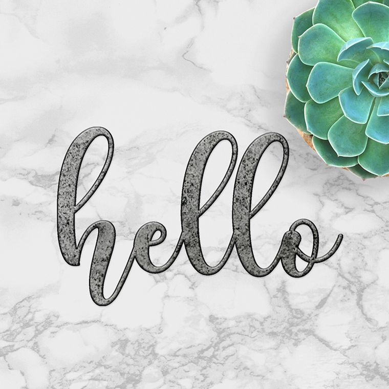 hello - word