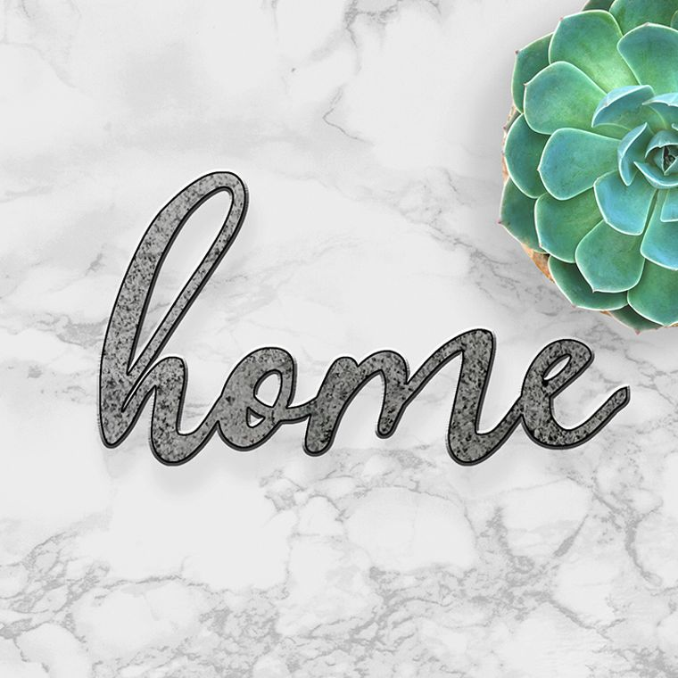 home - word
