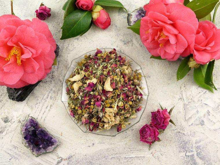 Muladhara Chakra Tea