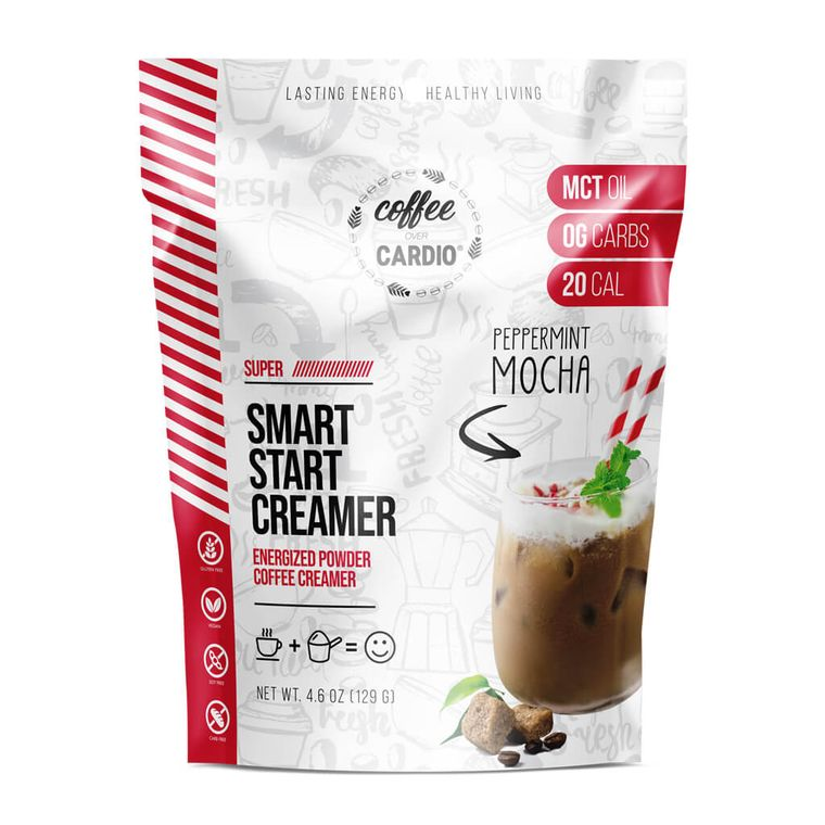Super Smart Start Creamer- Peppermint Mocha