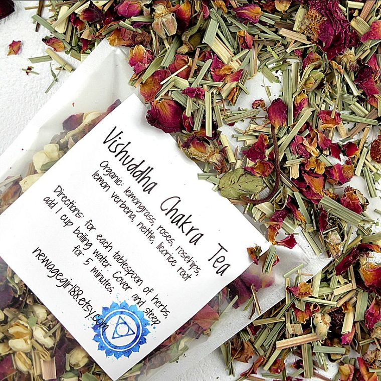 Vishuddha Chakra Tea