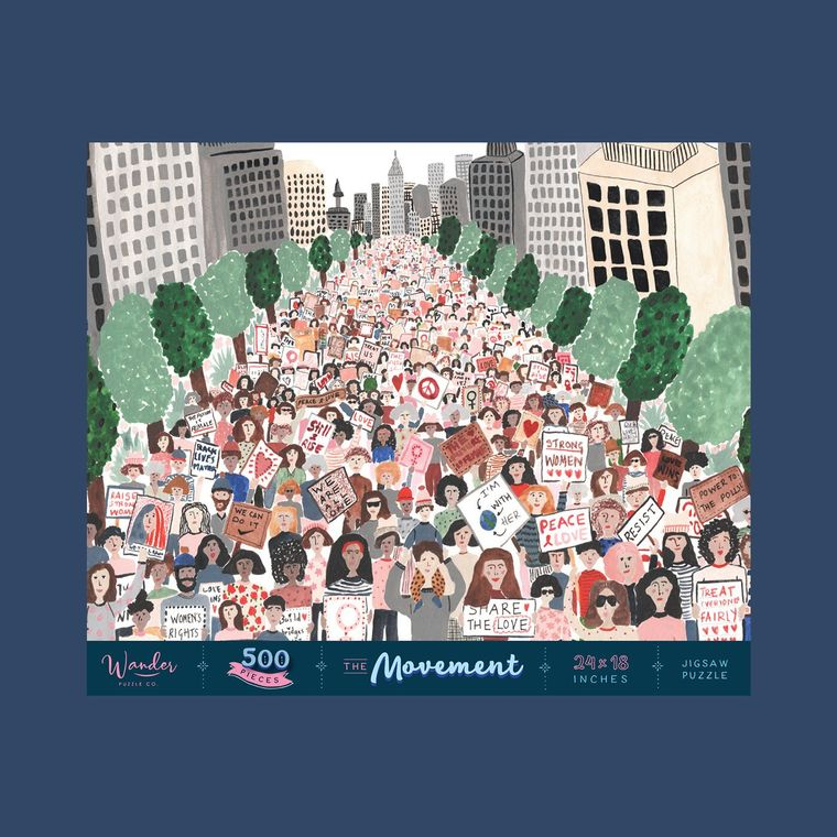 The Movement Jigsaw Puzzle