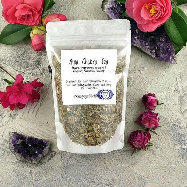 Ajna Chakra Tea