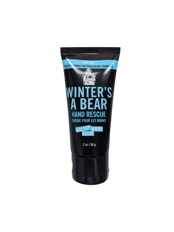 Winter's a Bear Hand Rescue 2 oz