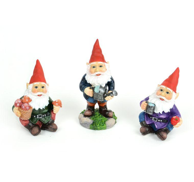 """3"""" Garden Gnome"""