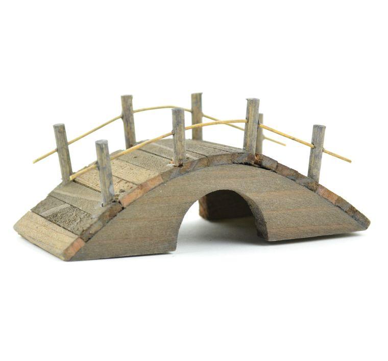 """6.5"""" Wooden Bridge"""