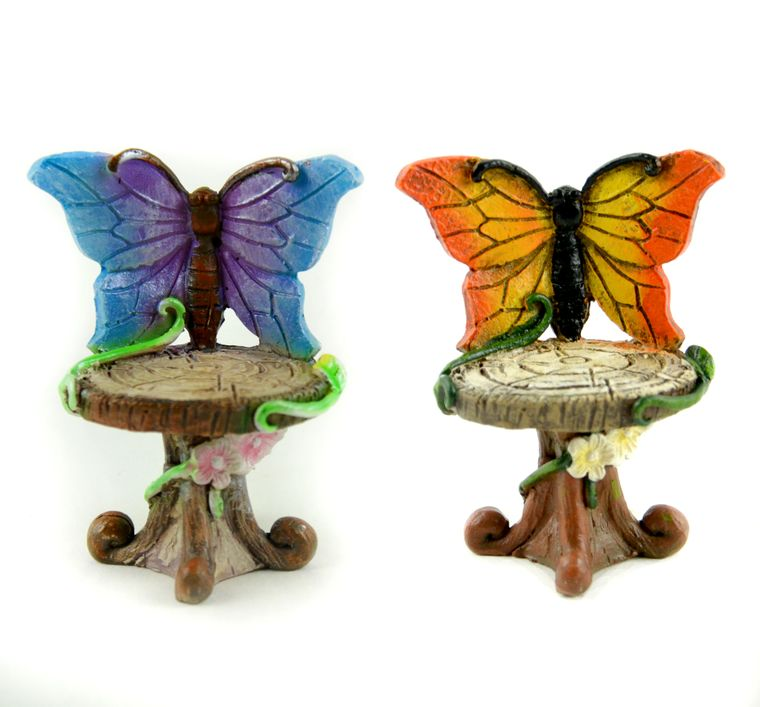 "2"" Butterfly Chairs"