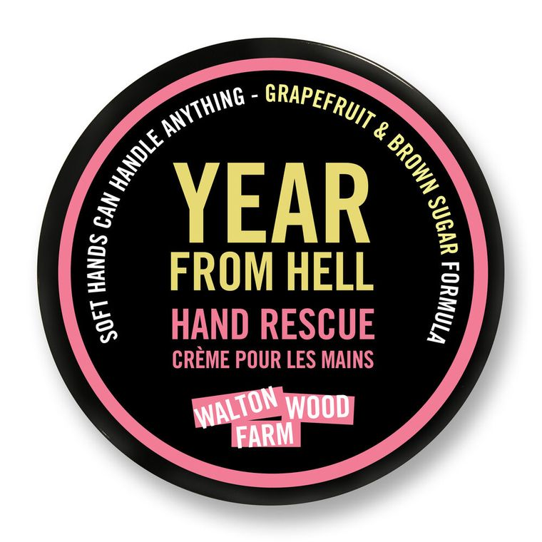 Hand Rescue - Year from Hell 4 oz