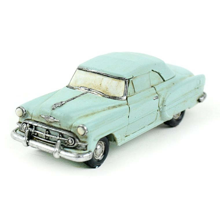 """4.5"""" 53 Chevy Bel Air Car"""