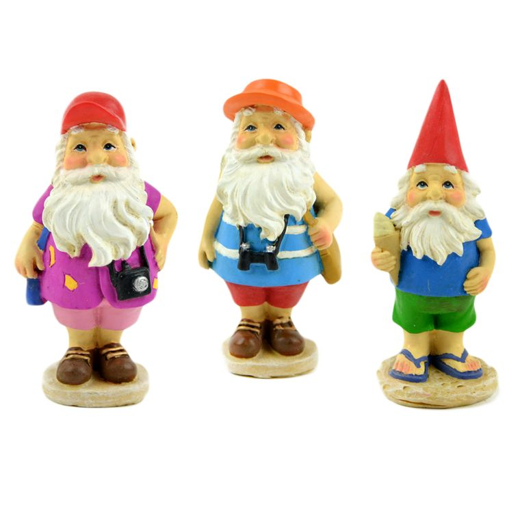 "2.25"" Traveling Gnomes"