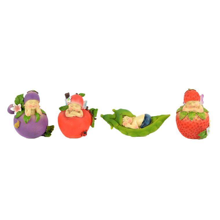 "2"" Fruit Babies"