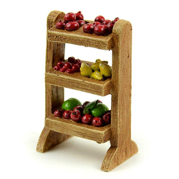"3"" Produce Shelves"