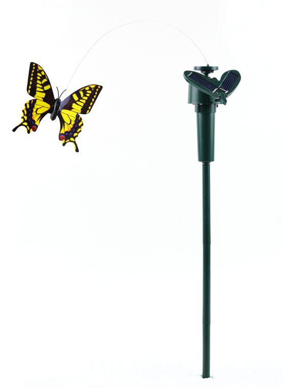 "5"" Garden Solar Butterfly"