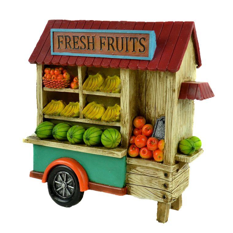 """10"""" LED Fresh Fruit Cart"""