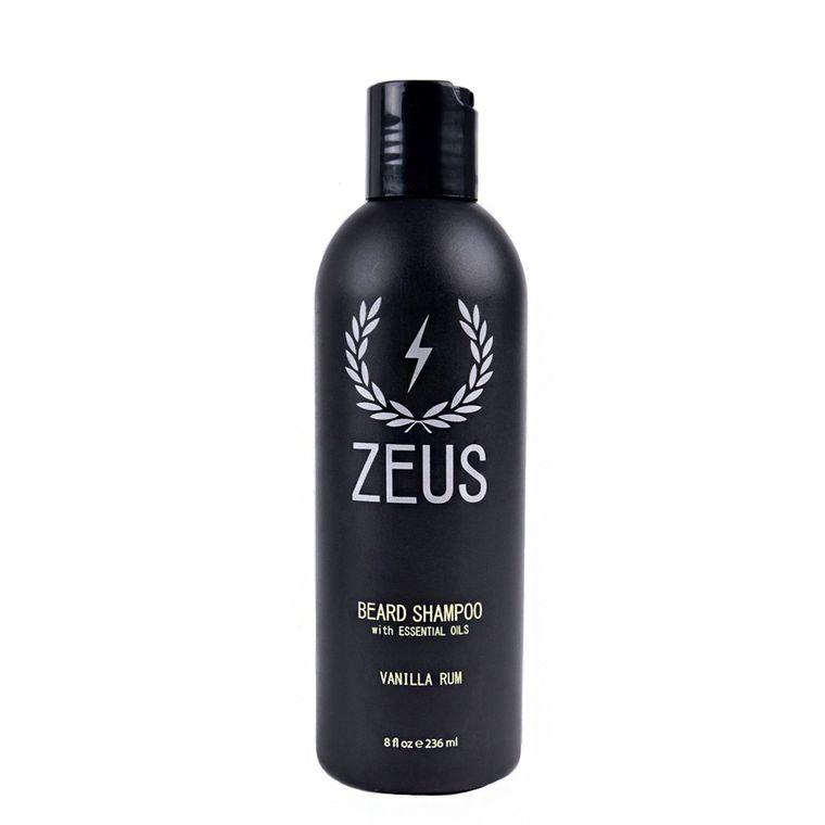 Zeus Beard Shampoo, Vanilla Rum