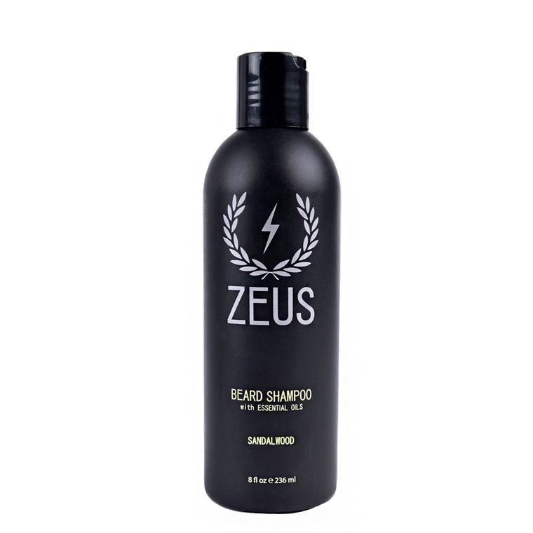 Zeus Beard Shampoo, Sandalwood