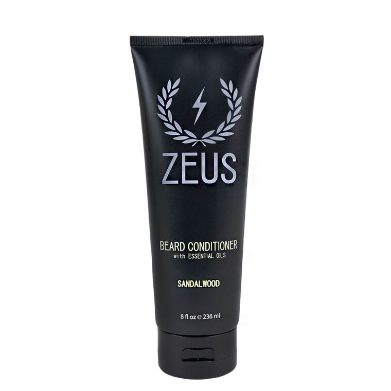 Zeus Beard Conditioner and Softener, Sandalwood