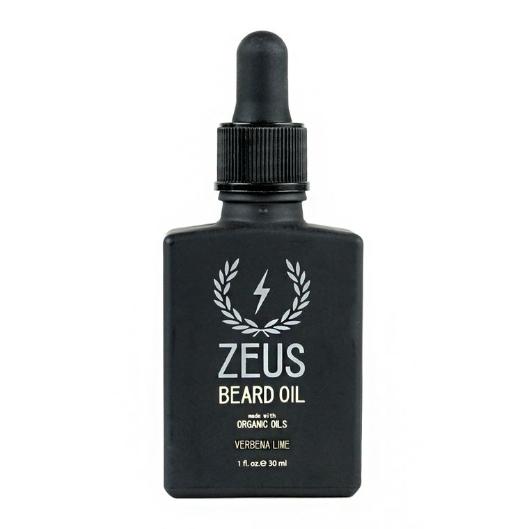 Zeus Beard Oil, Organic Verbena Lime