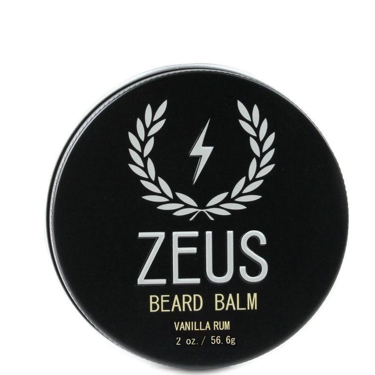 Zeus Beard Balm, Vanilla Rum