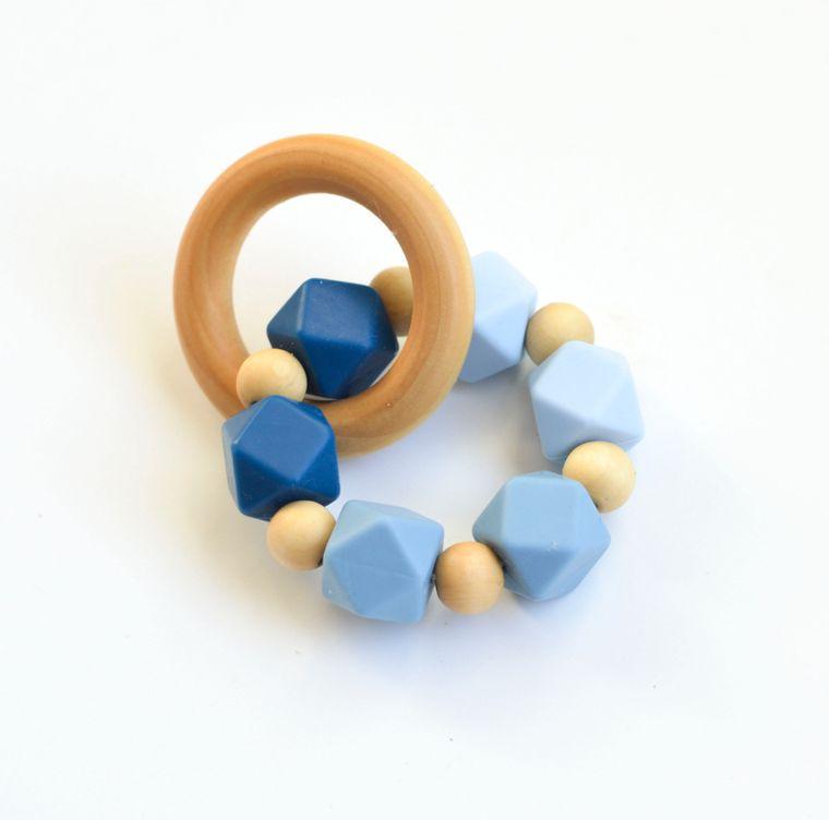 Hexi Teething Ring BB0