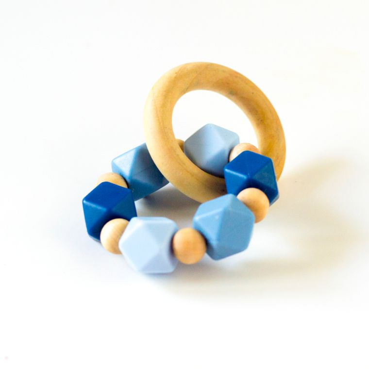 Hexi Teething Ring CBL