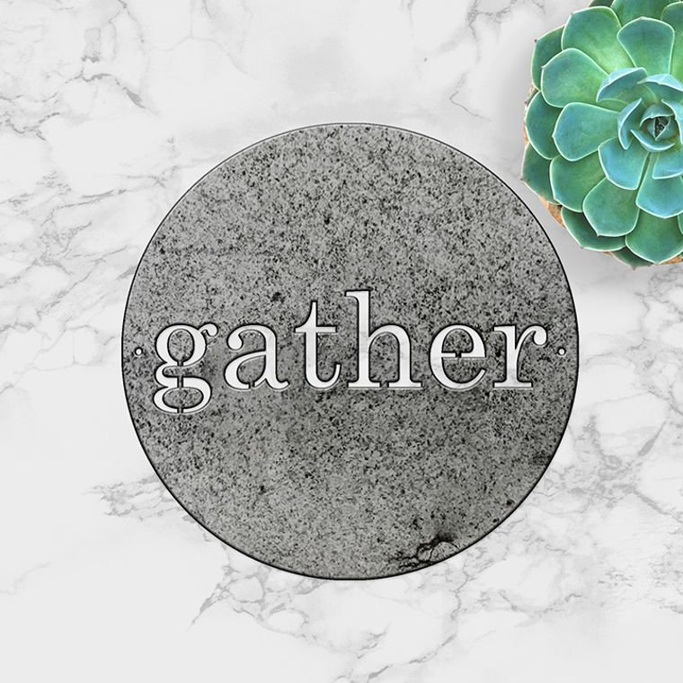 Gather Round (Large)