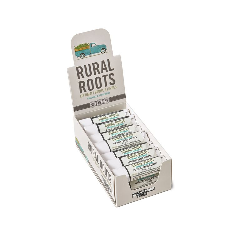 Rural Roots - Lip Balm 20 pc