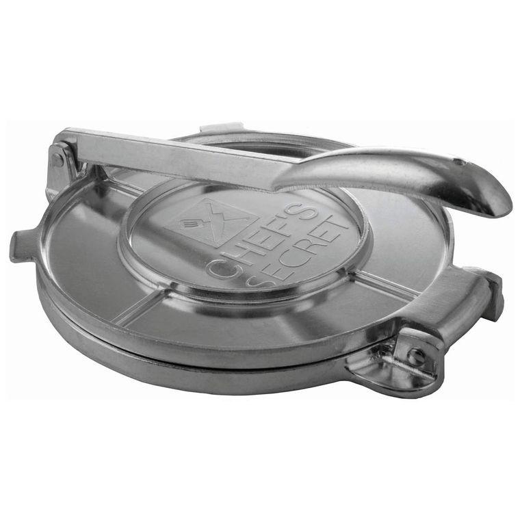 Aluminum Tortilla Press