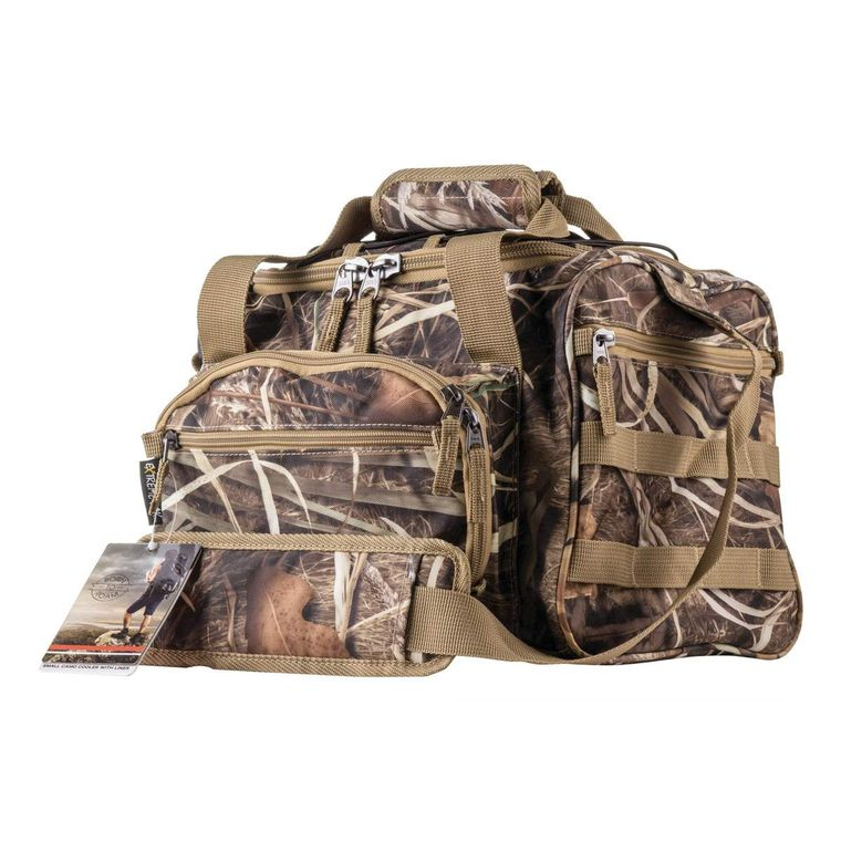 Small Camo Cooler Bag