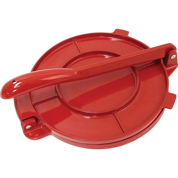"Chef's Secret 8"" Red Tortilla Press"