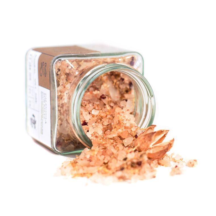 Bath: Calendula Sun Salts