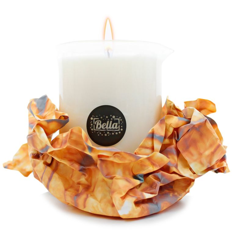 Pecan Massage Candle