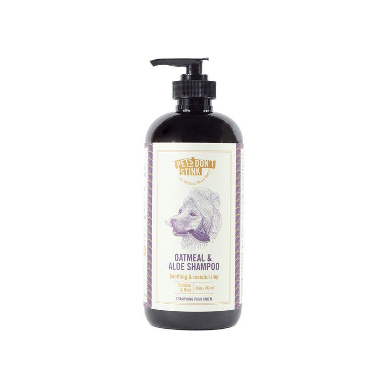 Pets Don't Stink - Oatmeal & Aloe Shampoo