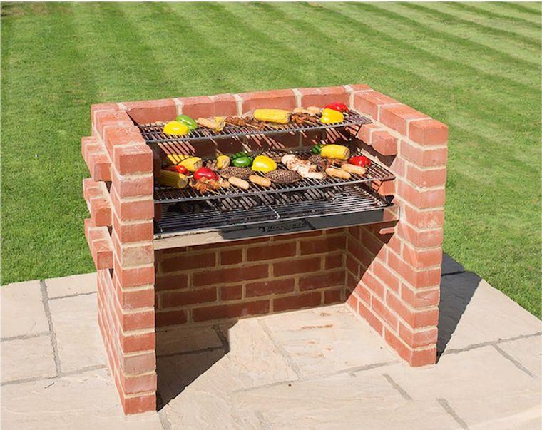 Brick BBQ Kit