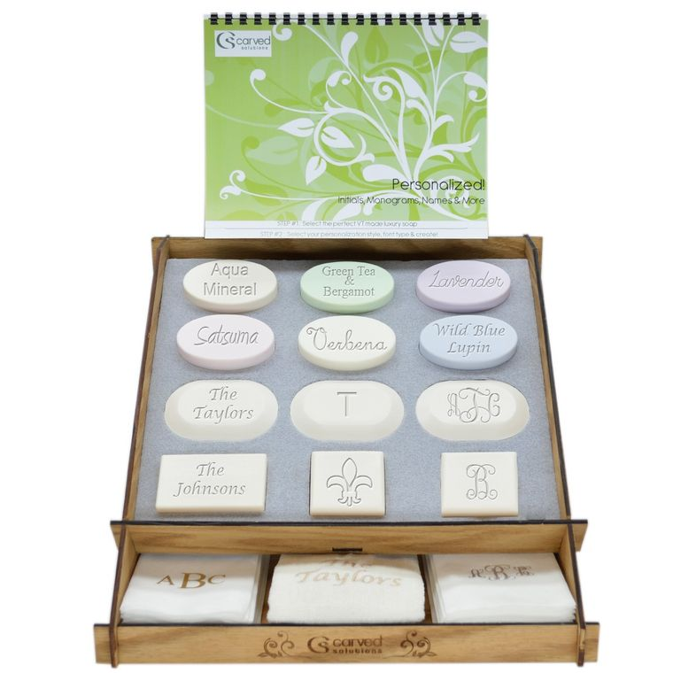 Retail Personalized Soap Program