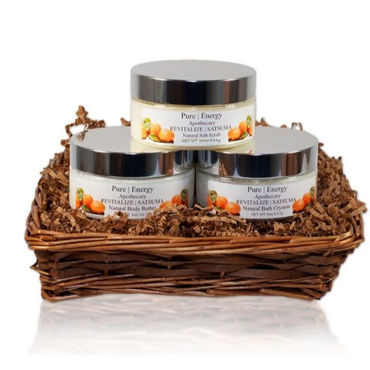 Supreme Sensations Gift Basket (Satsuma)
