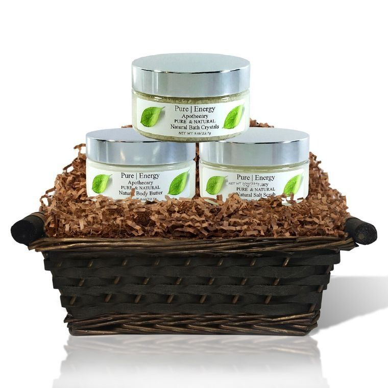 Supreme Sensations Gift Basket (Pure & Natural)