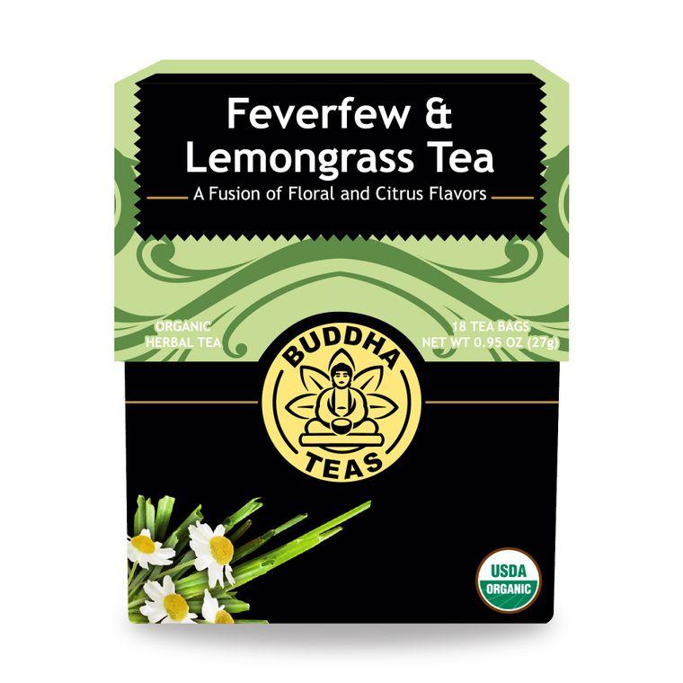 Feverfew & Lemongrass