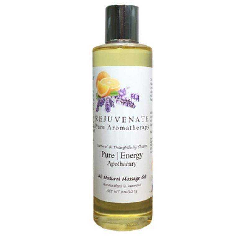 PURE AROMATHERAPY Massage Oils