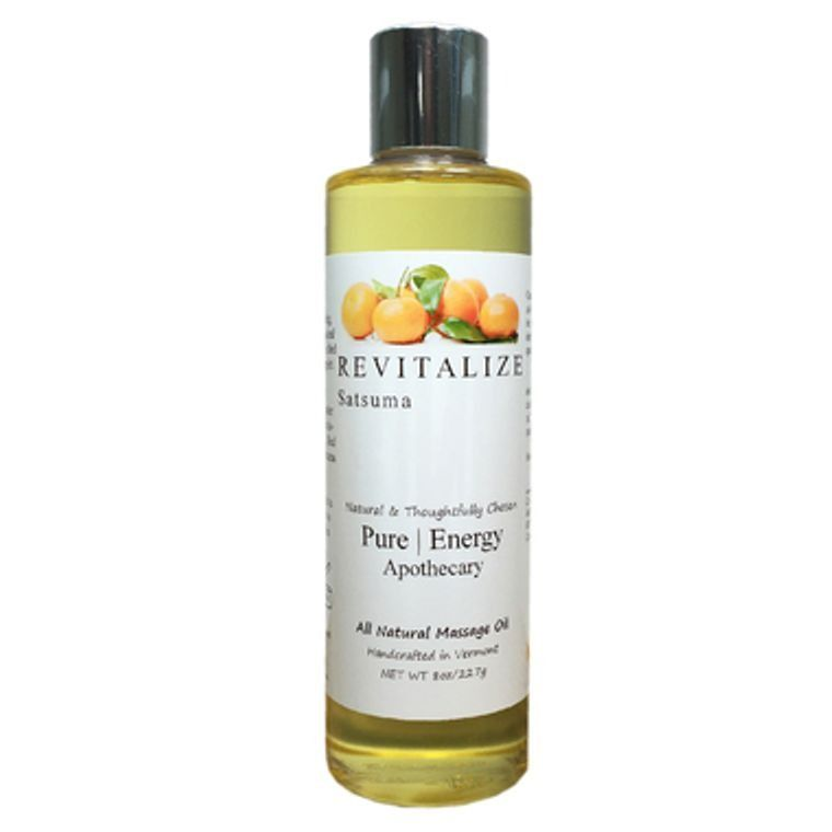 SATSUMA Massage Oils