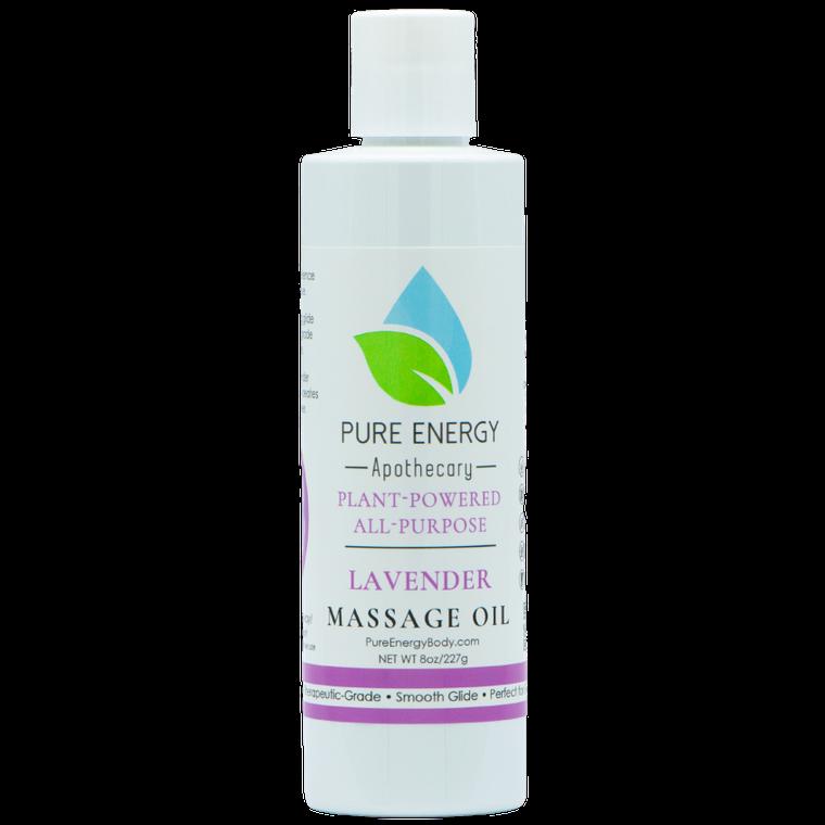 Massage Oil (Lavender)