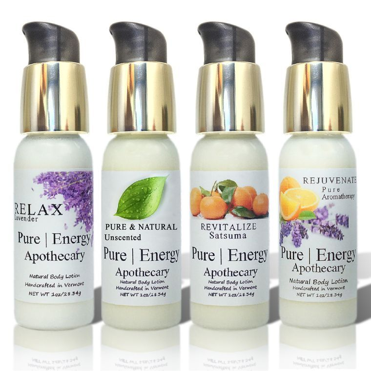 MINI SPA GIFT SET (4 - 1oz Bottles)