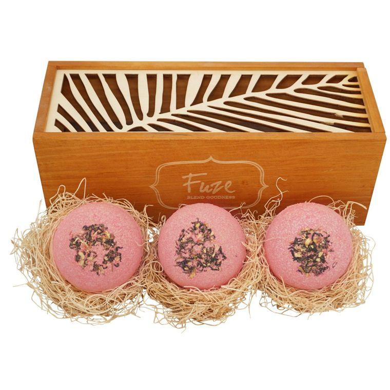 Bomb Cores + Gift Box