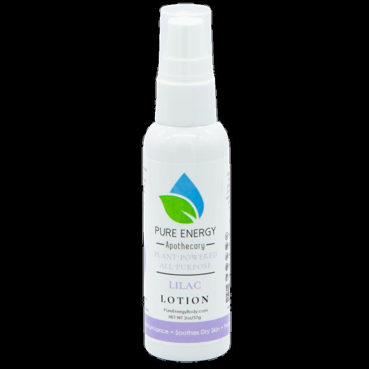 Natural All Purpose Lotion 2 oz (Lilac)
