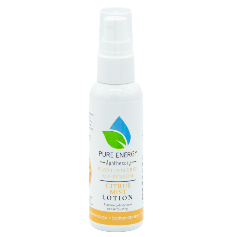Natural All-Purpose Lotion 2 oz (CITRUS) Limited Edition