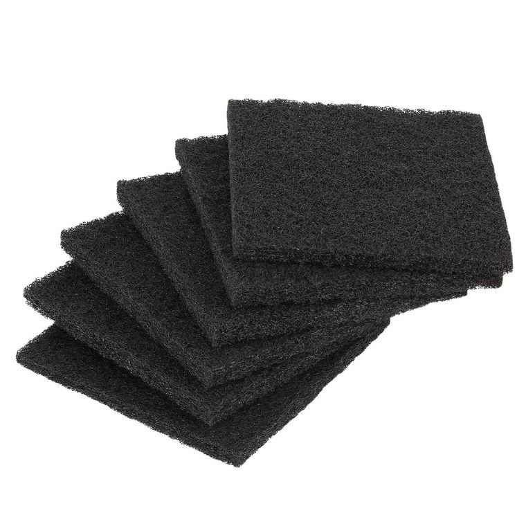 KNORK x Bamboozle Compost Bin Filter Refill Activated Carbon Filter 6 PK (in cardboard sleeve)
