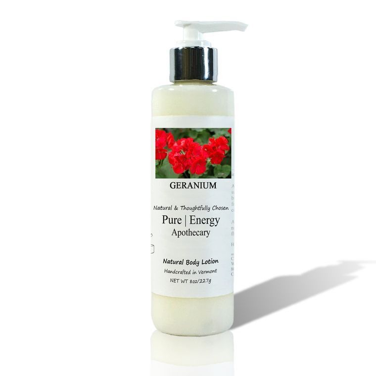 GERANIUM 8oz Body Lotion