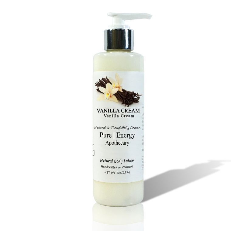 VANILLA CREAM 8oz Body Lotion