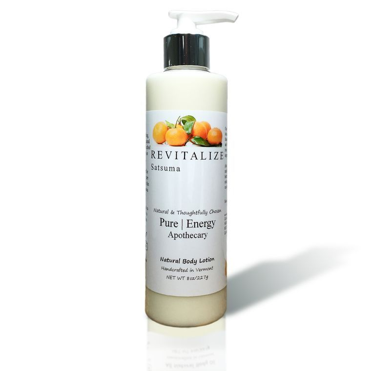 SATSUMA 8oz Body Lotion